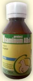 Vitaminum AD3E 100ml